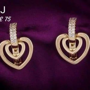 Imitation Jewellery - Beautiful Earrings
